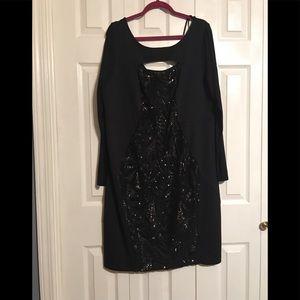 BNWT Lane Bryant sequin dress